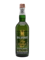 Balvenie 6 Year Old  |  Made Specially for Ladies