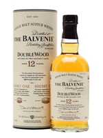 Balvenie  |  12 Year Old  |  Double Wood  |  Small Bottle