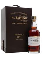 Balvenie Compendium 1971  |  Chapter 4