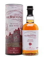 Balvenie     21 Year Old     Second Red Rose Stories