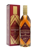Antiquary  |  15 Year Old  |  Bordeaux Red Wine Cask