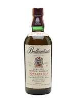 Ballantine's 30 Year Old  |  Bot. 1979