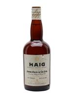 Haig Gold Label  |  Bot. 1960's Spring Cap