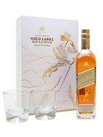 Johnnie Walker Gold Label Reserve  |  Gift Pack