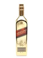 Johnnie Walkier  |  Gold Label Reserve  |  Gold Bottle