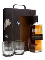 Nomad Travel Box Gift Set with 2 Glasses