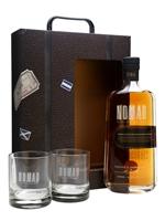 Nomad Travel Box Gift Set with 2 Glasses