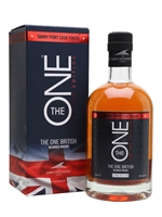The One British  |  Tawny Port Finish