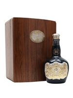 Royal Salute 50 Year Old  |  Coronation Cask
