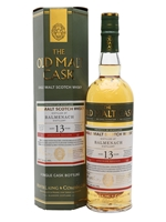 Balmenach 2004  |  13 Year Old  |  Old Malt Cask