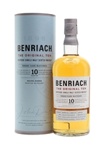 Benriach  |  The Original Ten  |  10 Year Old
