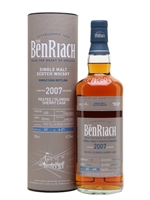 Benriach 2007  |  10 Year Old  |  Cask 105  |  Batch 14