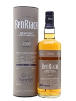 BenRiach 2007  |  10 Year Old  |  Cask #3071  |  Batch 15