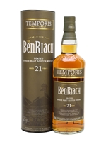 BenRiach 21 Year Old  |  Temporis Peated