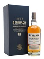 Benriach     The Twenty One     21 Year Old