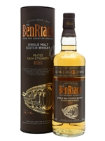 Benriach Peated Cask Strength  |  Batch 1