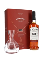 Bowmore  |  15 Year Old  |  Decanter Gift Set