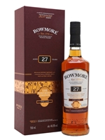 Bowmore 27 Year Old  |  Port Cask  |  Vintners Tilogy
