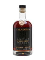 Balcones Single Malt  |  Rum Cask Finished