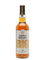 Balcones 2016  |  4 Year Old  |  Simply Whisky Dream Big