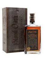 Blood Oath Bourbon  |  Pact No.4