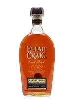 Elijah Craig     12 Year Old     Barrel Proof