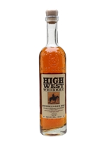 High West  |  Rendezvous Rye