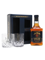 Jim Beam Double Oak Gift Set