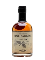 Pine Barrens Single Malt Whisky