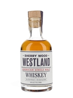 Westland  |  Sherry Wood  |  American Single Malt  |  Small Bottle