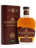 WhistlePig  |  12 Year Old  |  Old World Rye Whiskey