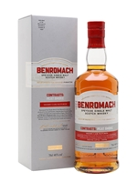 Benromach Contrasts: Peat Smoke Sherry Cask 2012  |  Bot.2021