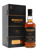 Benromach     40 Year Old     2021 Release