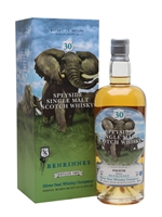 Benrinnes 1984     30 Year Old     Cask 2268     Silver Seal