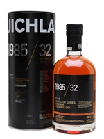 Bruichladdich 1985  |  Hidden Glory  |  32 Year Old  |  Rare Cask Series
