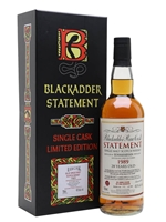 Bunnahabhain 1989  |  28 Year Old  |  Statement No. 27