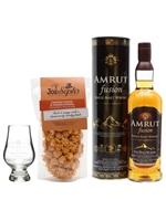 Amrut  |  Fusion  |  Paprika Popcorn  |  Pairing Set