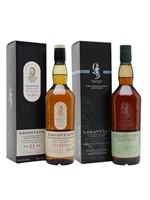 Lagavulin  |  11 Year Old  |  Offerman Edition & Distillers Edition Bundle  |  2x70cl