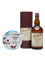 Glenfarclas 15 Year Old and Christmas Cake Collection