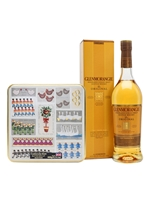 Glenmorangie 10 Year Old and Butter Biscuits Collection