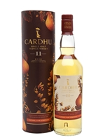 Cardhu 2008  |  11 Year Old  |  Special Releases 2020