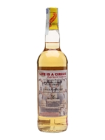 Caol Ila 1998  |  16 Year Old  |  Life is a Circus