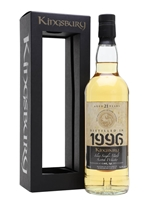 Caol Ila 1996  |  21 Year Old  |  Kingsbury