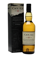 Caol Ila 12 Year Old  |  Small Bottle