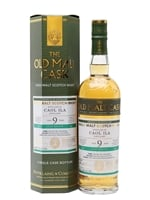 Caol Ila 2009  |  Sherry Finished  |  9 Year Old  |  Old Malt Cask