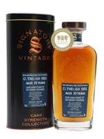 Clynelish 1995  |  22 Year Old  |  Old Signatory  |  The Whisky Exchange Exclusive