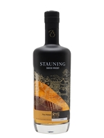 Stauning Cuban     Rum Cask Finish Rye Whisky 2017     3 Year Old