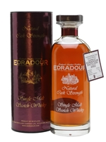 Edradour 2002 13 Year Old Natural Cask Strength