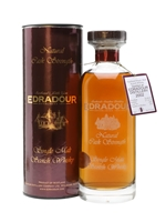 Edradour 2002  –  14 Year Old Natural Cask Strength