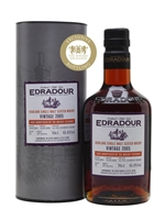 Edradour 2005  |  12 Year Old  |  Sherry Cask  |  The Whisky Exchange Exclusive